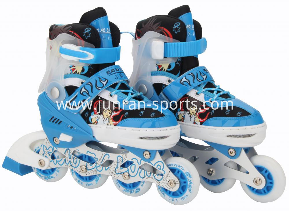 High elastic PU wheel skates